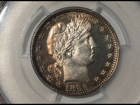 PCGS Grading: Peace Dollars, Barber coins, and one that came back in a body bag.