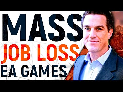EA CUT 350 Jobs AND ADMIT They've Messed Up While $35M CEO Pay Draws Ire