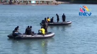 Likoni Accident: Divers search for another car that plunged into Indian Ocean