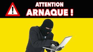 ⚠️ Top 10 Des Pires ARNAQUES Sur Internet ! - À Partager 🚨