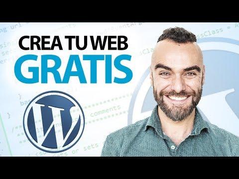 Cómo Crear una Web Profesional en 3 Minutos GRATIS (casi 😘)