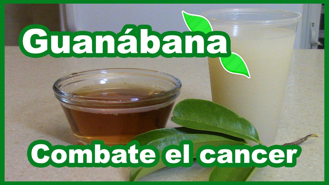 para que sirve las hojas de guanabana en te
