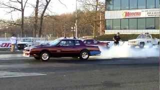 Chevrolet Beretta VS Chevrolet Monte Carlo Beasting the 1/4 Mile 1080p