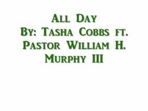 Tasha Cobbs: All Day