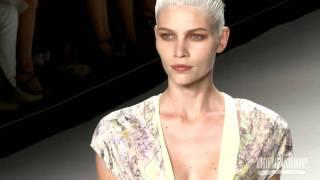Narciso Rodriguez - S/S 2012 - Videofashion