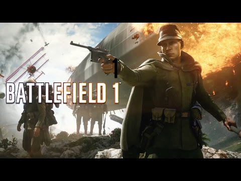 Battlefield 1 - Download Crack + Multiplayer // Full Game