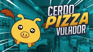 LA PIZZA CERDITO SUPER KAWAII | Pizza Evolution
