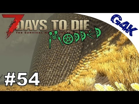 Mountainside Storage | 7 Days To Die Valmod Let's Play | Part 54