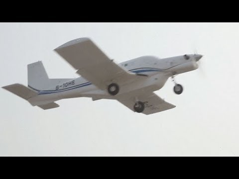 "AT200 UAV maiden flight - ""World's first cargo drone"""