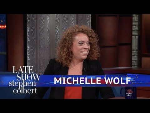 Michelle Wolf: Wonderwoman