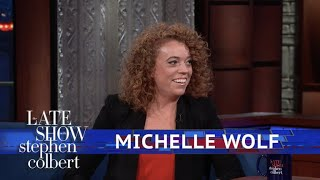 Michelle Wolf: Wonderwoman Has Lousy Powers