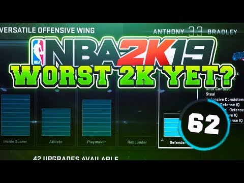 (NEW SCARY) NBA 2K19 LEAKED NEWS! WORST 2K EVER COMING 🤔