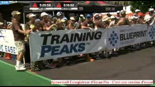 Jan Frodeno Transition IronMan Hawaii T2 2015