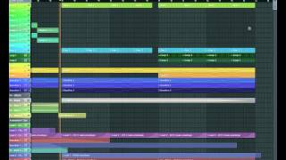 Deadmau5   The Veldt Tommy Trash Remix Nash FL Studio Remake