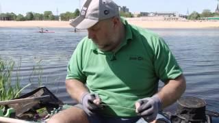 На рыбалку с Нормундом : оснастка фидера #1