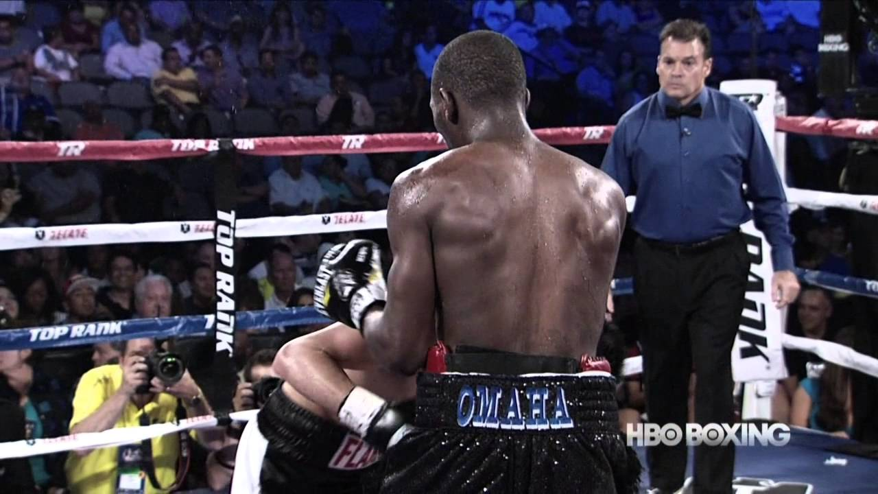 Terence Crawford's Greatest Hits (HBO) | November 9, 2014