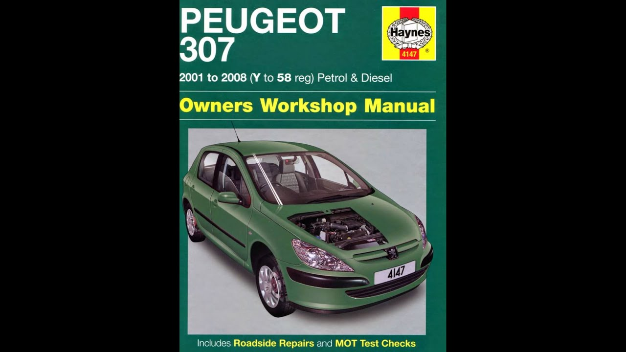 peugeot 307 full repair manual youtube rh youtube com Peugeot 307 ManualDownload Peugeot 307 2008