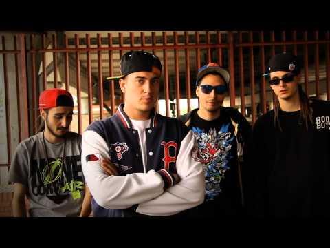 MÁXIMA EXPRESIÓN - Asedio Clandestino (Video Oficial RAP UNDERGROUND RAP MADRID-2014)