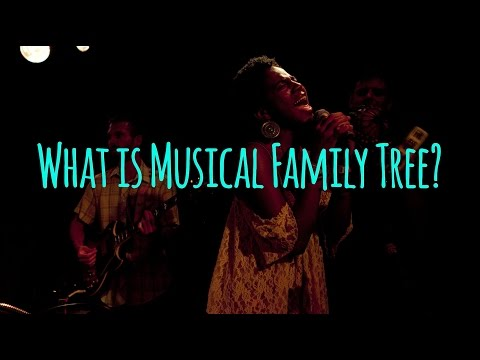 About Musical Family Tree