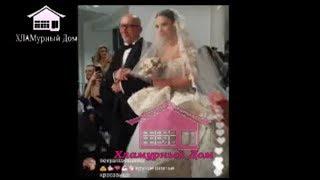 Свадьба Кузина и Артемовой. Самые трогательные моменты.