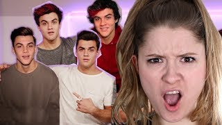 Transforming Back Into Our Old Cringey Selves - Dolan Twins Reaction