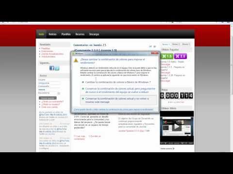 JComments Para Joomla 2.5 - Instalación Y Configuración