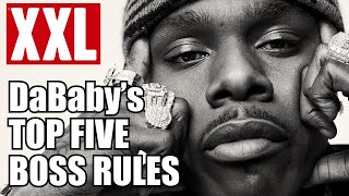 DaBaby Shares His Top Five Boss Rules