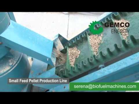 GEMCO small feed mill
