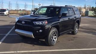 2019 Toyota 4Runner TRD Off-Road Review