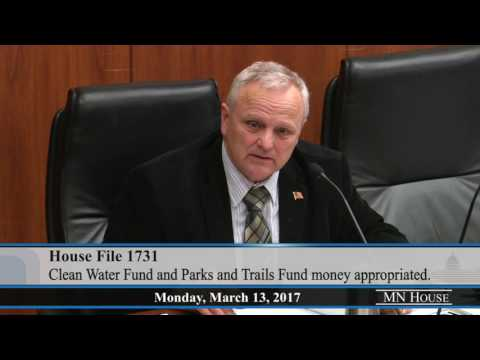 House Legacy Funding Finance Committee - part 2  3/13/17