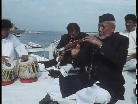 Musiques de l'Inde : Bénarès, musiques du Gange (1/2)