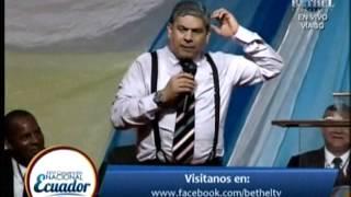 Convencion Ecuador MMM 3 Día 2014  Rev Eugenio Masias