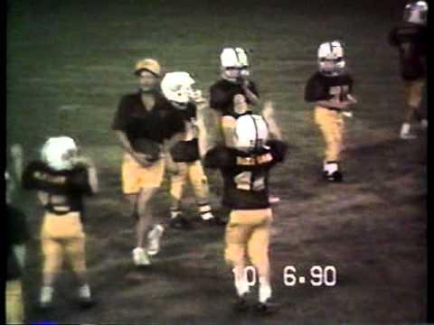 10-06-1990 Gamecocks vs. Steelers