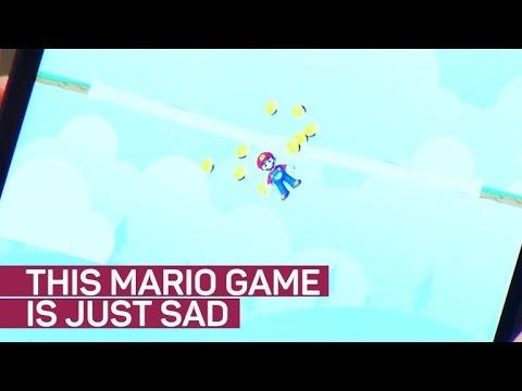 This fake Super Mario Run game is a terrible Flappy Bird clone (CNET News)