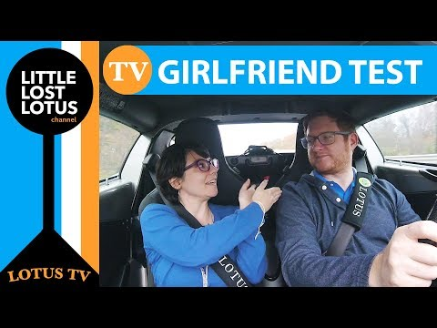 How to Travel With Your Girlfriend in a Lotus Elise   She Reacts to 0-60 Launch, Plus a Cold Start