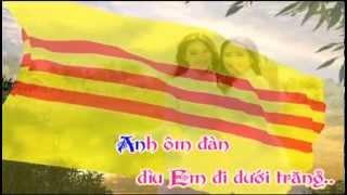 karaoke Em Van Mo Mot Ngay Ve tone nu ( moi nu beat )