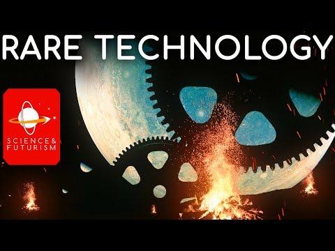The Fermi Paradox: Rare Technology