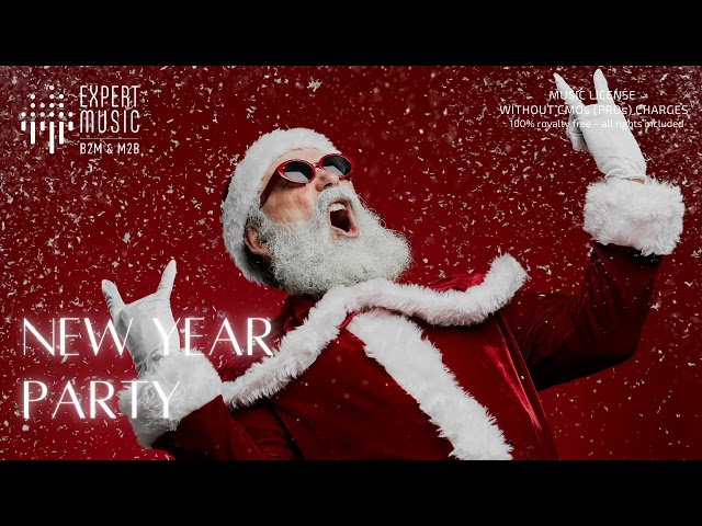 Christmas music for stores, restaurants, cafes, hotels 'NEW YEAR PARTY'