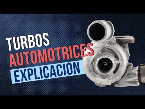 Curso de Mecánica : ¿ Qué es el turbo y cómo funciona ? Automotriz