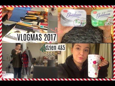 VLOGMAS 2017 #4&5: OZDABIAMY POKÓJ!  |CLAU