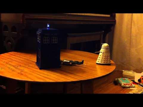 Dr Who - By Sam Osborn