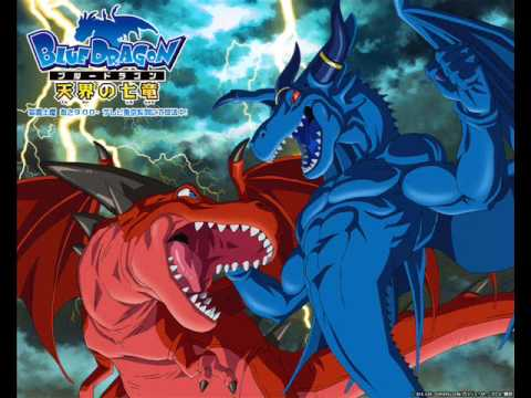 blue dragon 5 dragons