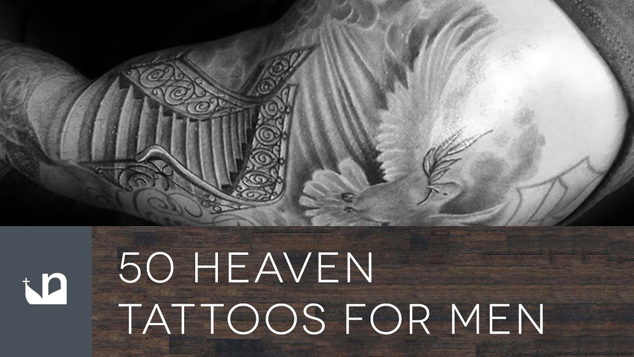 Gates Heaven Tattoo Chest