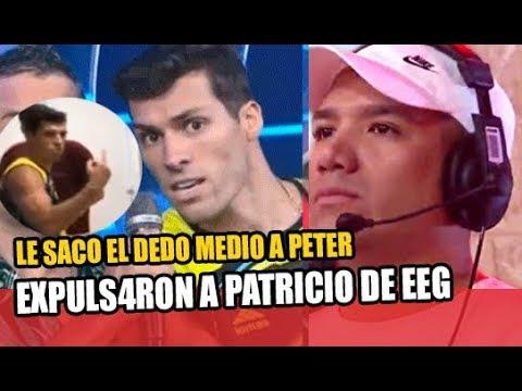 PATRICIO PARODI FUE RETIRADO DE ESTO ES GUERRA Y ESTA ES LA VERDADERA RAZÓN