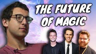 THE FUTURE OF MAGIC?