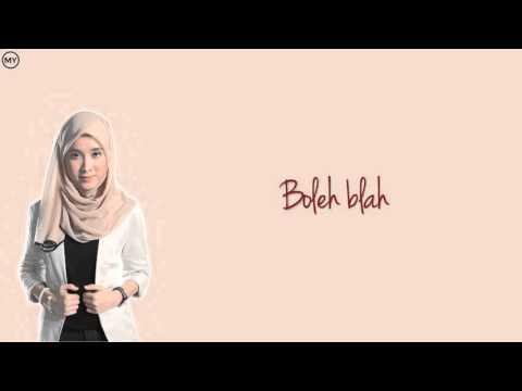 Nanasheme - Boleh blah (Lirik)