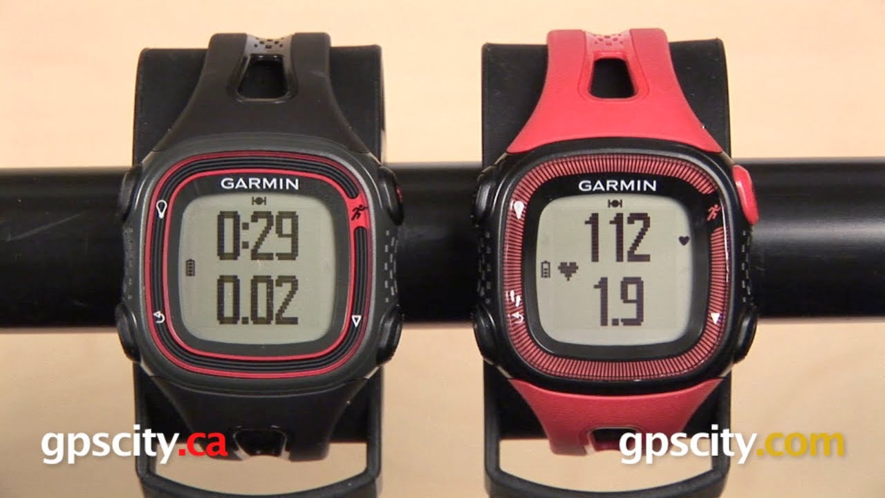 Garmin Forerunner 10 >> Garmin Forerunner 15 Vs Forerunner 10 With Gps City