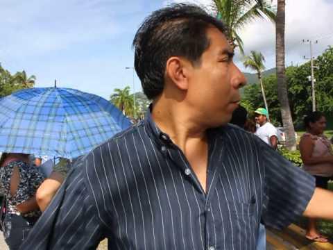 Miguel Salgado Bautista-Bloqueo en PROTUR-piden Tarjeta de Enseres Domesticos