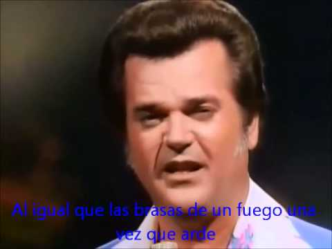 Conway Twitty  - I see the want to in your eyes (sub español)