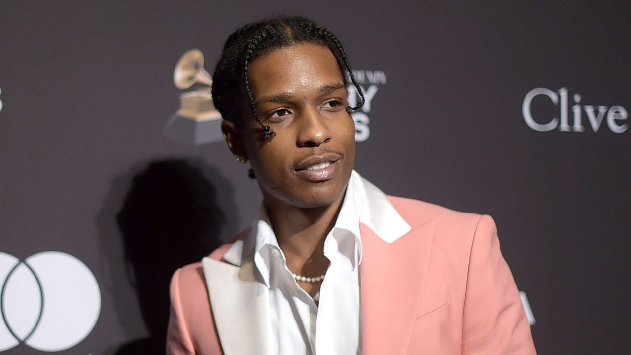 A$AP Rocky returns to the stage after release from Swedish jail | ABC7